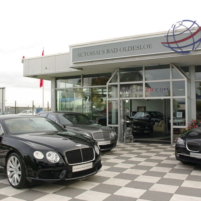 Bentley Duett & BMW 750