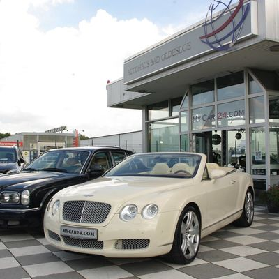 Bentley Arnage & Bentley Continental GTC