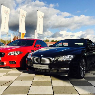 BMW M5 Competition & BMW 650i Cabrio