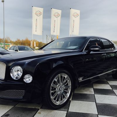 Bentley Mulsanne Mulliner S