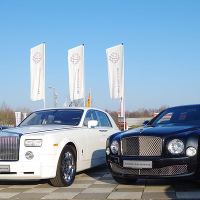 Rolls-Royce Phantom & Bentley Mulsanne